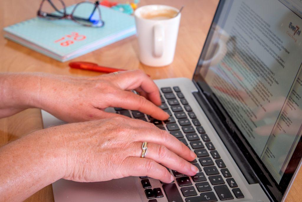 online en blended coaching